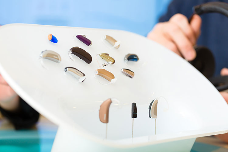 Hearing Aids & Hearing Services